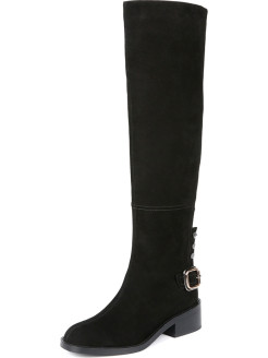 Over-the-knee boots Astabella
