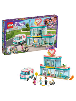 Конструктор LEGO Friends 41394 Городская больница Хартлейк Сити LEGO