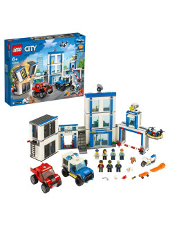 Constructor LEGO City Police 60246 Police Station LEGO