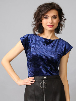 Blouse, short nasha