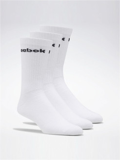 Носки ACT CORE CREW SOCK  WHITE Reebok