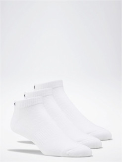 Носки TE LOW CUT SOCK 3P  WHITE/WHITE/WHITE Reebok