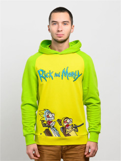 Худи RICK and MORTY Индивид