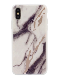 Чехол iphone X/Xs marble series Habitu