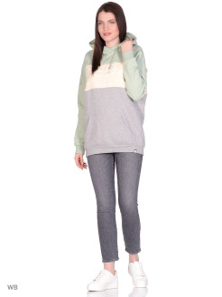 Худи LINNEA COLOUR BLOCK HOOD Superdry