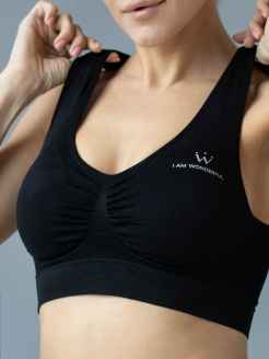Top bras I AM WONDERFUL