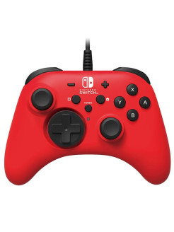 Nintendo Switch Геймпад Hori HORIPAD (RED) для консоли Switch (NSW-156U) Hori