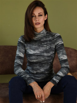Turtleneck A-A Awesome Apparel by Ksenia Avakyan