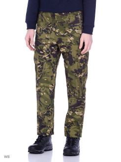 Trousers PA-01 Tactical Pant CP Green Tactician