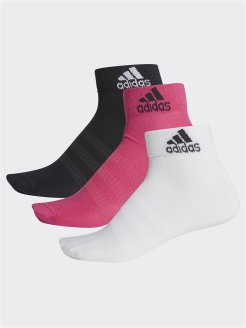 Носки LIGHT ANK 3PP  REAMAG/BLACK/WHITE adidas