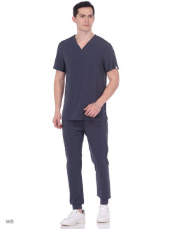 Medical trousers, ergonomic fit Cherokee