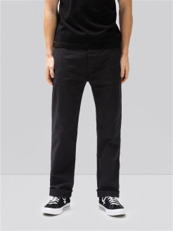 Брюки Loose Alvar Black Nudie Jeans