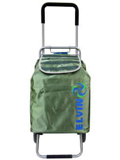 Foldable Trolley Bag ELVIN STYLE