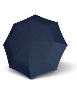 Umbrella T.260 Medium Duomatic SATURN NAVY KNIRPS