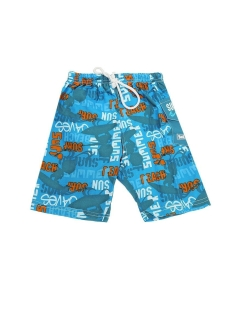 Graffiti / Blue Board Shorts banz