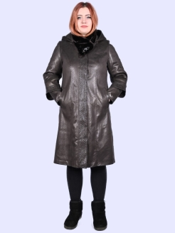 Sheepskin coat VALLEO