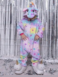 Kigurumi Unicorn with stars Germain