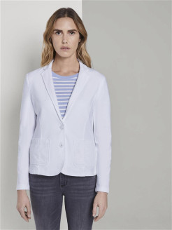Blazer, without elements TOM TAILOR