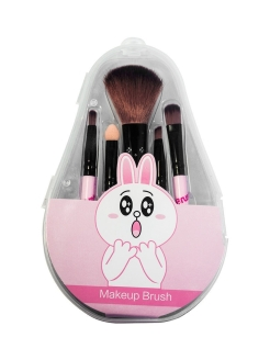 Cosmetic brush, set, synthetic LavelleCollection