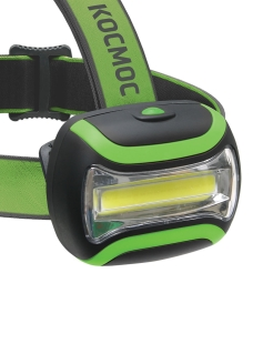 "Sports lantern, headlamp, ""Let there be light"" КОСМОС"