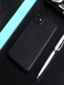 Carbon TPU Case for iPhone 11 H.L.L