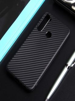 Carbon TPU Case for Xiaomi Redmi Note 8 H.L.L