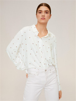 Shirt - MUSIC Mango
