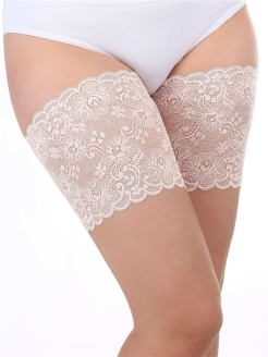 Garter, with silicone tape Hidlace