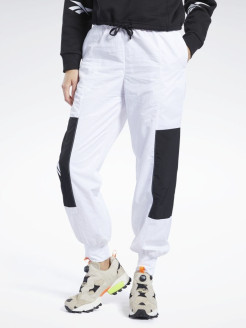 Брюки CL D TEAM TRACKPANT WHITE Reebok