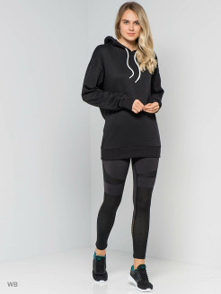 Леггинсы TS LUX TIGHT 2.0 -  BLACK Reebok