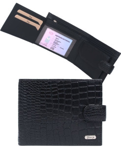 Purse, for notes, for driver's license, for cards SAAJ