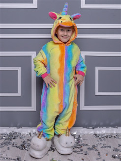 Kigurumi Rainbow Unicorn