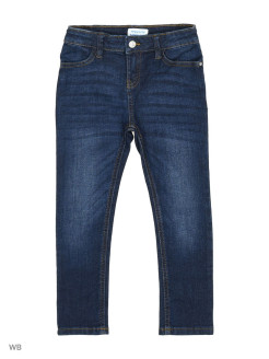 Jeans, scuff effect, adjustable inner waist, straight lines Mayoral