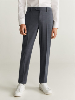 Trousers MANGO MAN