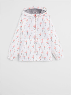 Loose jackets Mango kids