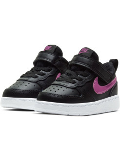 Кеды NIKE COURT BOROUGH LOW 2 (TDV) Nike