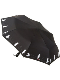 "Umbrella ""Cats Black"" RainLab"