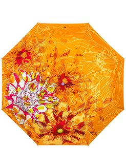 "Umbrella ""Passiflora Orange"" RainLab"