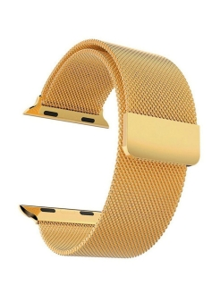 Strap for smart watches, metal, Apple Watch 38mm, Apple Watch 40mm QNQ
