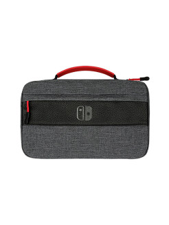 Travel Case for Nintendo Switch Console and Deluxe Elite Edition Cartridges