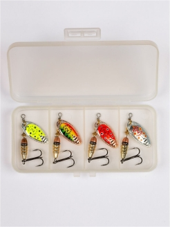 Fishing baubles, Aglia long, 62 mm WaterBeetle