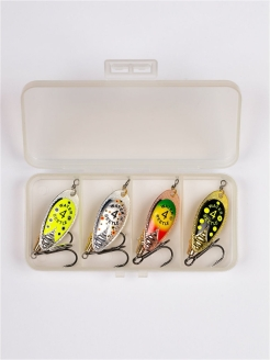 Fishing baubles, Aglia long, 75 mm WaterBeetle