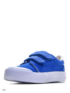 Canvas sneakers Indigo kids