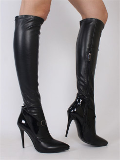Over-the-knee boots Laffinely