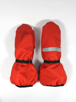 Mittens, without elements, insulated, rubberized DUCK