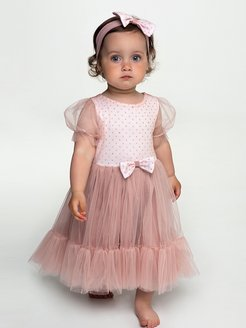 Dress for baby TRENDYCO Kids