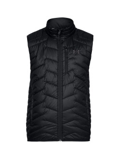Vest, moisture resistance, ventilation, with warming Under Armour