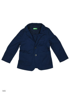 Blazer, without buttons United Colors of Benetton