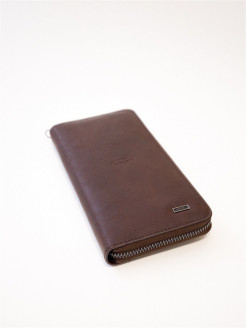 Purse, for notes, for cards, for phone qiWallet
