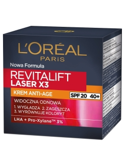Cream, cardboard box, for all skin types L'Oreal Paris